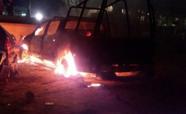 Grupo armado mata a 5 policías y 3 civiles en Veracruz