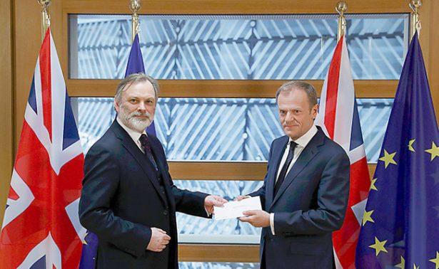 Cambio geopolítico por divorcio Inglaterra-UE; Bretaña otra vez es una isla