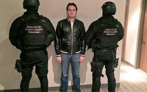 Detienen en Santa Fe a 'El Vic', operador financiero de El Chapo