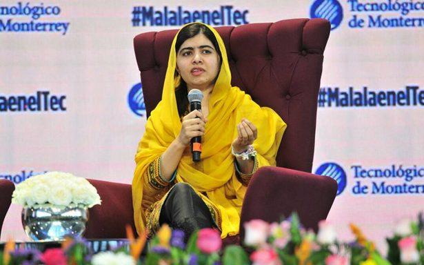 Solo espero que en 20 años los niños tengan las mismas oportunidades: Malala