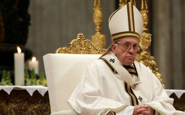 Papa suplica alto al fuego en Siria para permitir entrada de ayuda