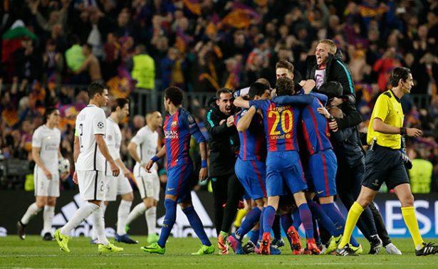 No castigarán al árbitro alemán tras errores en el Barcelona-PSG