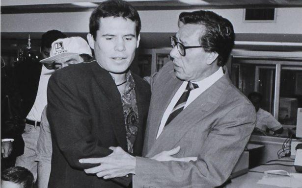 Muere Don Nacho Matus, decano del periodismo deportivo