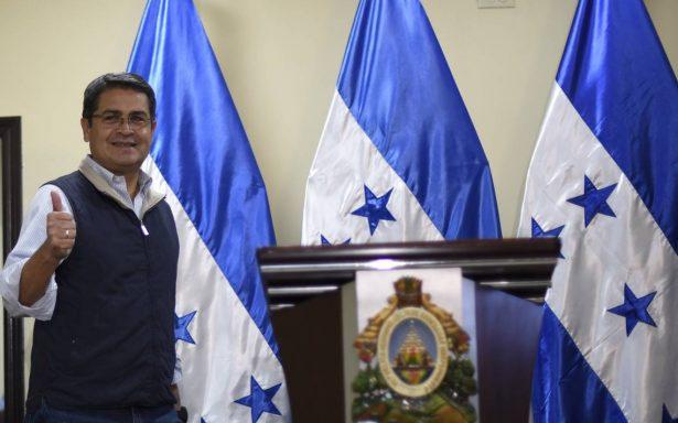 Presidente Hernández dispuesto a una revisión total de elecciones en Honduras