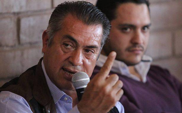 Me uno a AMLO si regresa el dinero que se ha gastado de los mexicanos: El Bronco