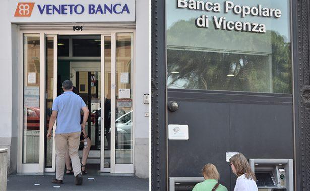 Rescates bancarios en Italia salen caros a contribuyentes; afirman que son para evitar riesgos