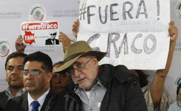 Javier Sicilia acusa a Graco Ramírez por Paso Express de Cuernavaca