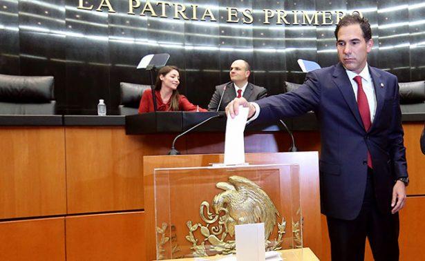 Pablo Escudero urge a dictaminar Ley de Seguridad Interior