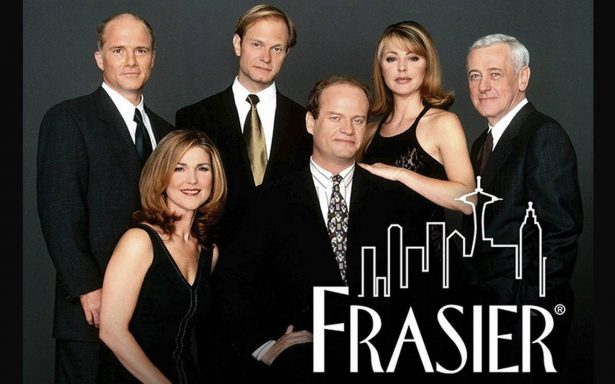 ¿Te acuerdas de Frasier? murió su papá, el actor John Mahoney