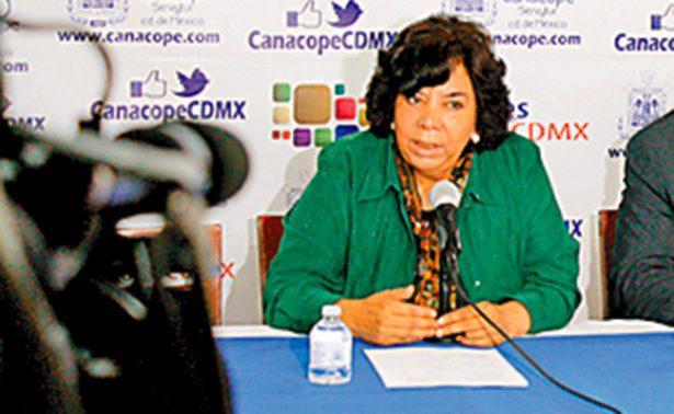 70 por ciento de los comercios capitalinos son blanco de la delincuencia: Canacope