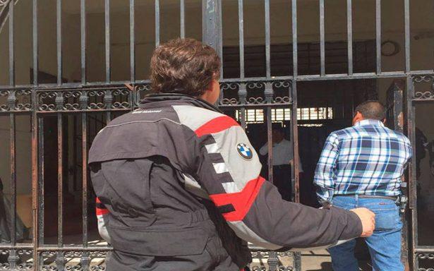 Ingresan al exgobernador Eugenio Hernández al penal de Cd. Victoria