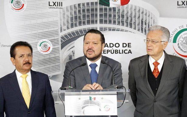 'Que Fepade no quede en manos de un encargado de despacho', PAN urge a elegir nuevo titular