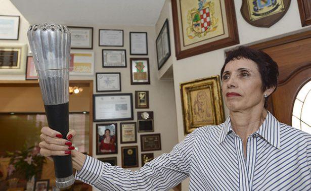Queta Basilio, la gallarda atleta mexicana que asombró al mundo