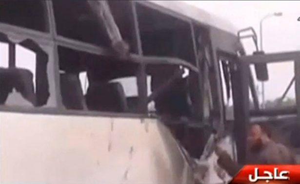 Sube a 28 los muertos por ataque a cristianos coptos en Egipto