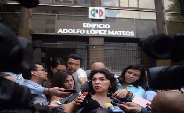 "Busca PRI acuerdo con bloque opositor; piden ""piso parejo"""