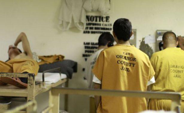 Inmigrantes comían carne podrida en cárcel de Los Angeles
