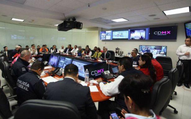 Mancera emite declaratoria de desastre para la CDMX tras sismo