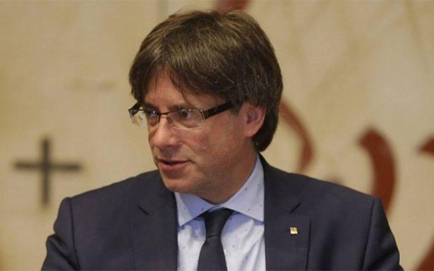 Puidgemont no pedirá asilo político en Bélgica