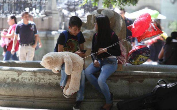 Crece en México porcentaje de adolescentes en unión libre