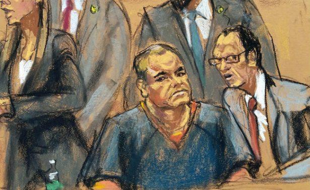 El Chapo podría asesinar a su abogado; EU rechaza modificar sala de visitas