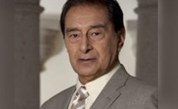 Muere el actor Antonio Medellín a los 75 años