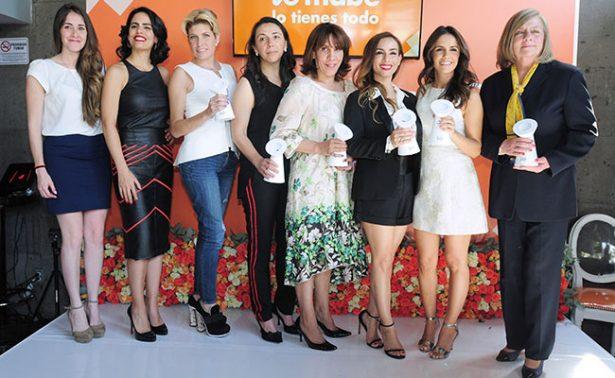Mujeres excepcionales reciben homenaje