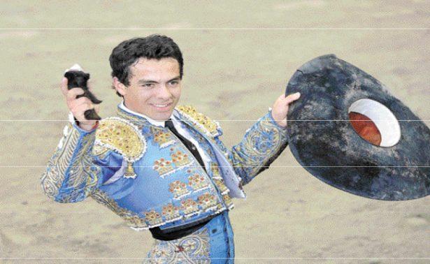 Héctor Gabriel en la  Acrópolis de Puebla