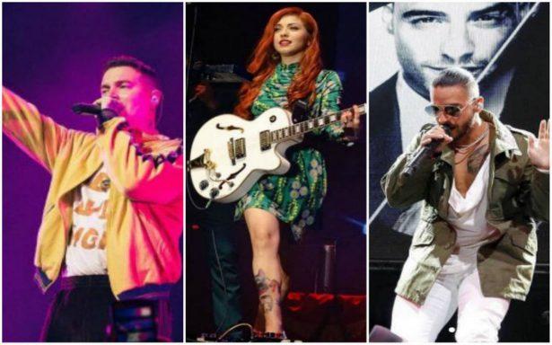 Mon Laferte, J Balvin y Maluma actuarán en los Grammy Latino