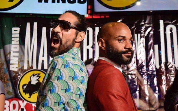 Antonio Margarito manifestó total seguridad en ganar su pelea