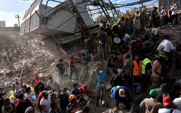 Luego del terremoto ¿qué se debió hacer con los escombros?