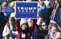 Trump denigró la Presidencia de EU, un año de polémica y escándalos