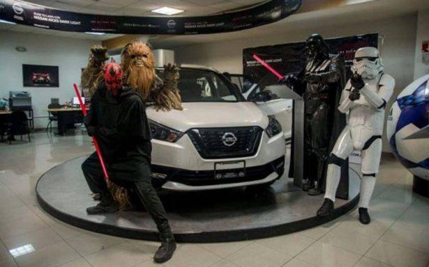 Nissan Kicks Dark Light, la fuerza te acompaña