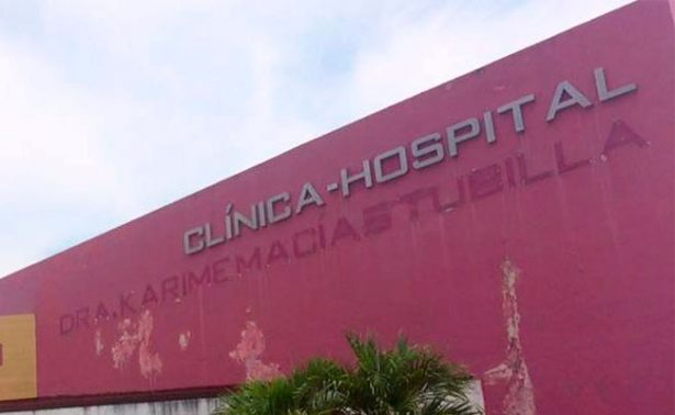 Retiran nombre de Karime Macías de hospital en Veracruz