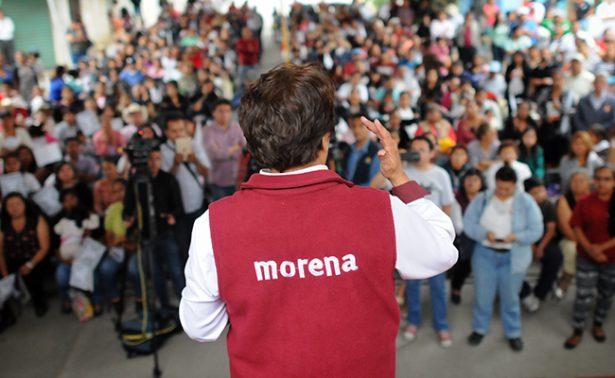 Ahora roban a Morena unidad de campaña en Tultitlán