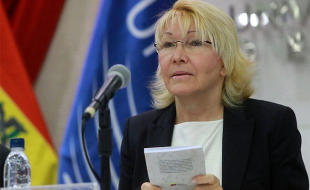 La Constituyente destituye a la fiscal general de Venezuela