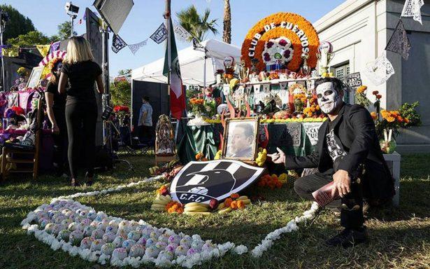 Netflix celebra Día De Muertos con ofrendas a los que se fueron de las series