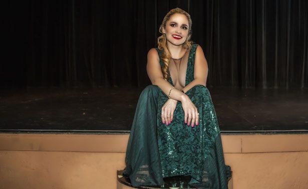 Edith Encalada se abre paso en la balada pop