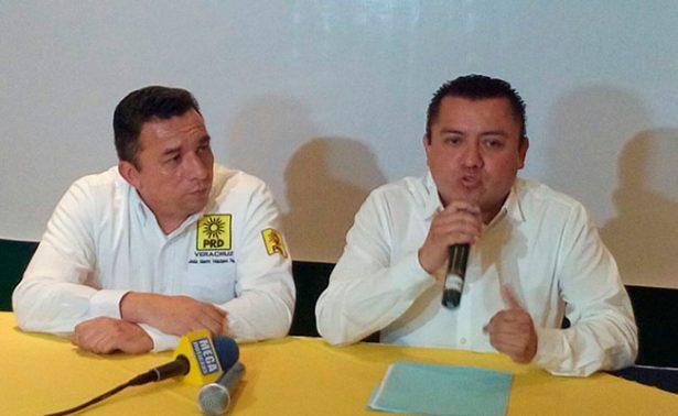 """Dirigentes estatales del PAN y PRD """"destapan"""" a Yunes Linares para Presidente"""