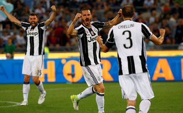 Te damos 10 datos que debes saber de la Juventus