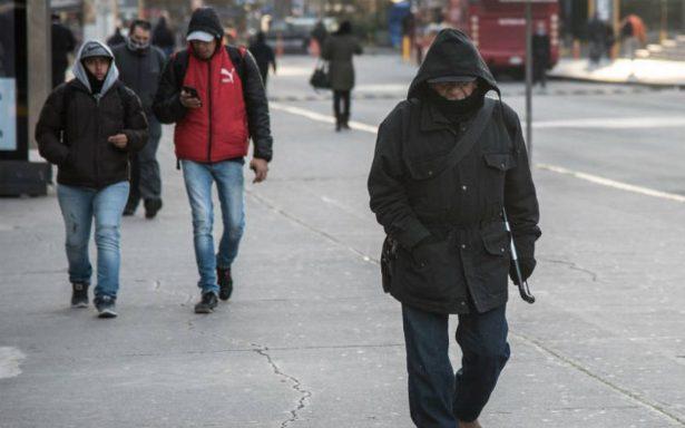 Activan alerta amarilla en tres delegaciones capitalinas por frío