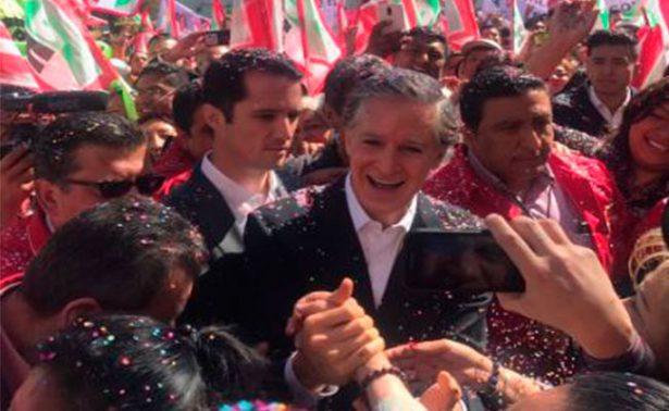 Encuesta del PRD también revela ventaja del PRI a gobernador del Edomex