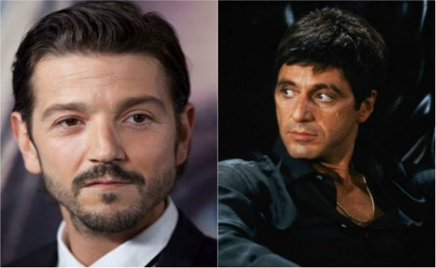 """David Ayer deja """"Scarface"""" donde actuaría Diego Luna"""