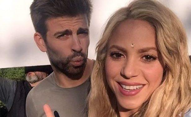 """Shakira y Piqué muestran su amor en el video """"Me enamoré"""""""