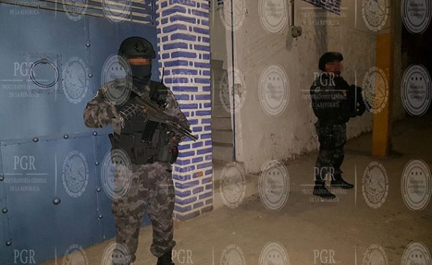 """Detienen a presunto operador financiero de """"Los Rojos"""" en Morelos"""