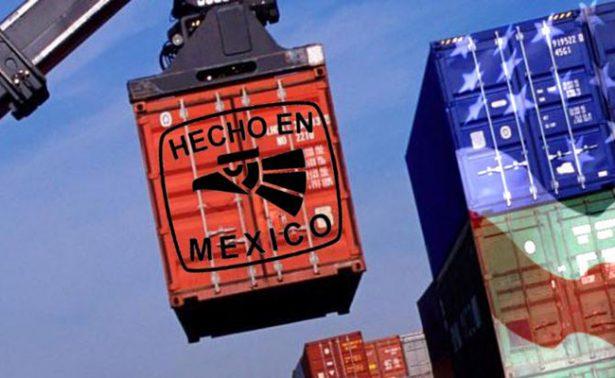 Los ingresos por exportaciones mexicanas superan los 27 mil millones de dólares