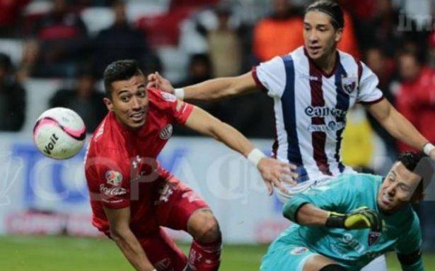 Atlante sorprende y elimina al Toluca de Copa MX  en penales