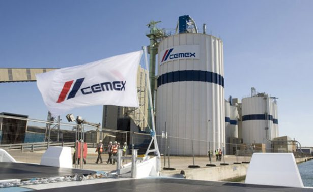 Cemex ve al muro como factor de crecimiento para la industria cementera en EU