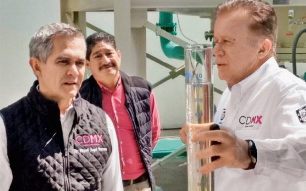 En desabasto de agua, seis delegaciones tras sismo
