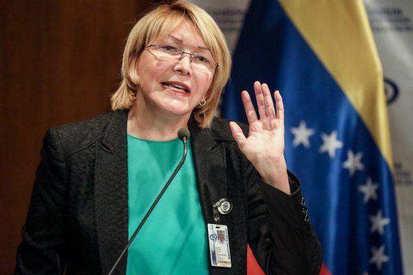 """Tribunal Supremo """"congela"""" cuentas de la fiscal y le prohíben huir de Venezuela"""