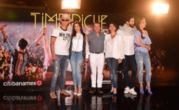 Timbiriche anuncia nueva gira… sin Paulina y Thalía